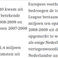 Het was gisteren een treurige dag voor de supporters van PSV. Waar men met een overwinning op FC Twente een grote stap kon zetten richting een kampioenschap, leed men een […]