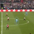 Frank de Boer probeert Ajax attractief, aanvallend voetbal te laten spelen in een 4-3-3 systeem met de punt naar achteren. Eind vorig seizoen betaalde deze speelwijze zich uit, maar zondag […]
